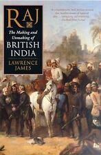 Raj: The Making and Unmaking of British India, Lawrence James, Acceptable Book