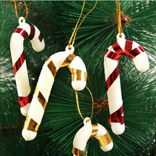 Christmas Candy Cane Ornaments Party Xmas Tree Hanging Decoration 6X