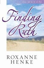 Finding Ruth (Coming Home to Brewster) Henke, Roxanne Paperback