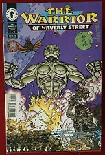 Warrior Of Waverly Street (1996) #1 & 2 - Signed By Geoff Darrow - Dark Horse