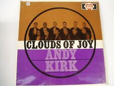Andy Kirk - Clouds of Joy  - Ace of Hearts AH105 - mono UK LP