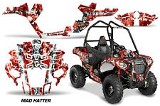 "Polaris Sportsman ""ACE"" ATV Graphic Kit Wrap Quad Accessories Decals MADHATTER W"