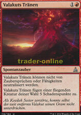 2x Valakuts Tränen (Tears of Valakut) Oath of the Gatewatch Magic