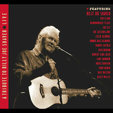 NEW - Tribute to Billy Joe Shaver: Live