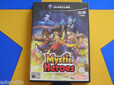 MYSTIC HEROES - GAMECUBE - Wii Compatible