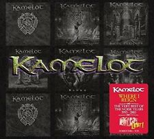 KAMELOT - WHERE I REIGN-VERY BEST OF THE NOISE YEARS (1995-2003) 2 CD NEU