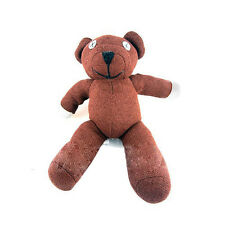 "MR BEAN Teddy Bear 14"" Soft Stuffed Plush Toy"