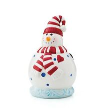 Celebrating Home LIGHT-UP SNOWMAN. New In The box!