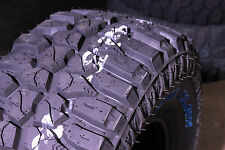 4 NEW 35 12.50 20  LRE Mud Claw MT Mud Terrain Tires made in USA FREE SHIP