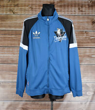Adidas nba timberwolves hommes vintage pull taille 2XL, authentique