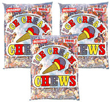 SweetGourmet Albert's Fruit Chews (Ice Cream, 720CT ) - 4.5Lb FREE SHIPPING!