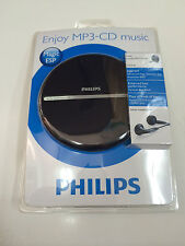 Philips EXP2546 LCD Display Portable MP3-CD Player