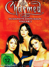 *- DVD - CHARMED - Season 2.1 - Alyssa MILANO, Holly M. COMBS (499 min)