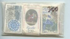 PROMO LOT 300 TIMBRES DE FRANCE OBLITERES DIFFERENTS
