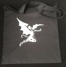 Black Sabbath Heaven & Hell Flying Devil Cotton Eco Bag For Life