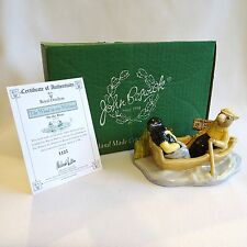 Beswick Royal Doulton Wind In The Willows On The River WIW001 Ltd Ed MIB Cert