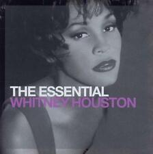 Whitney Houston - The Essential/Best, 1985-2000, 2CD Neu