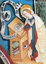 Alte Kunstpostkarte - St. Georgen in Taisten - Meister Leonhard von Brixen