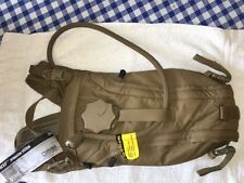 USMC Tactical 3L Hydration Pack with Marine Carrier Assembly & Bladder, NEW