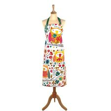 Twit Twoo Cotton Apron by Ulster Weavers - Owl Design
