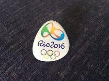 NEW - RIO 2016 Olympics Pin Badge, Lapel Badge.