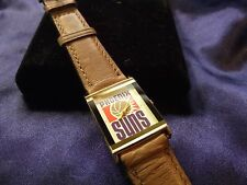 Man's or Woman's Phoenix Suns Watch With Kreisler Glove Leather Band L B20a-132