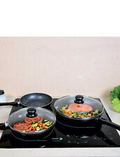 Stonewell HARD STONE ANTIADERENTE Set Pan
