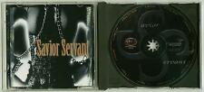 Savior Servant - ´´ same ´´ - RARE US METAL CD 1997