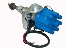 FORD 302 351 CLEVELAND ELECTRONIC DISTRIBUTOR Black Motor Type up- grade