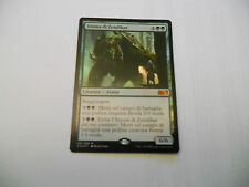 1x MTG FOIL Anima di Zendikar-Soul of Zendikar Magic EDH M15 Ed base MITICA ITA