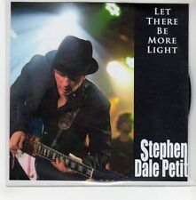 (GH899) Stephen Dale Petit, Let There Be More Light - 2010 DJ CD