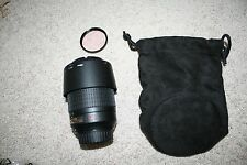 Nikon Nikkor DX VR Lens 55-200mm for D40x D60 D3000 D3100 D5000 D5100 D80 D90