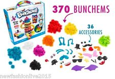 NEW 2017 BUNCHEMS MEGA PACK 400+ COSTRUZIONI BLOCKS FANTASY SEEN VISTO ON TV