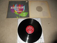 Mantovani Songs to Remember FFRR Audiophile UK MONO+ ULTRASONIC CLEANED LL 3149