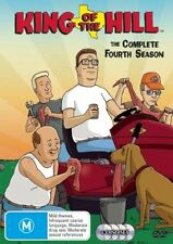 KING OF THE HILL Fourth Season 4 DVD R4