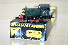 MINITRIX 8109 KIT BUILT LANGLEY BR GREEN CLASS 04 DIESEL SHUNTER LOCO D2314 mz
