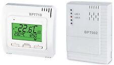 FUNK Thermostat BPT710 + BPT002 - IR-Heizung