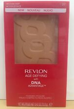 Revlon Age Defying with DNA Advantage Powder Medium Deep #20 New