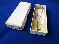 A VINTAGE  BOXED HARDY NATURAL BAIT SIZE 3 SPINNER LURE