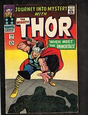 Mighty Thor #125 ~ vs Hercules ~ 1966 (4.0) WH