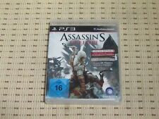 Assassin´s Creed III Special Edition für Playstation 3 PS3 PS 3 *OVP*