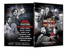 Official ROH Ring of Honor - Reach For The Sky UK Tour 2016 Liverpool Event DVD