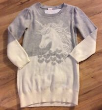 NWT Gymboree Girls Size 6 Unicorn Sweater Dress NEW