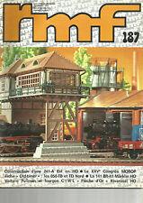RMF N° 187 CONSTRUCTION D'UNE 241-A EST EN HO / 050-TB ET TD NORD /VOIT. PULLMAN