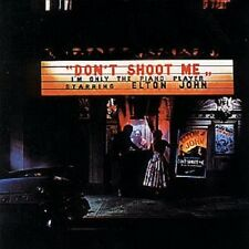 "ELTON JOHN ""DON´T SHOT ME I´M ONLY..."" CD NEUWARE"