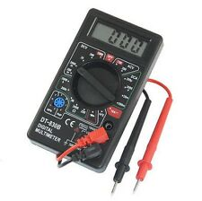 1PCS DT-830B Digital Multimeter AC DC Voltmeter Ohmmeter Electrical Multi Tester