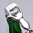 Top Design New Silver Color Thumb Up Hand Keychain Key Ring Beer Bottle Opener
