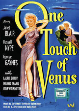 One Touch of Venus (DVD, 2014)