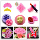Silicone Fondant Gum Paste Mold Wedding Cake Decor Tools For Resin Jewelry Craft