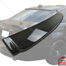 STOCK IN LA! Carbon Fiber E90 3 Series BMW Sedan Rear Roof Spoiler Wing 320i§